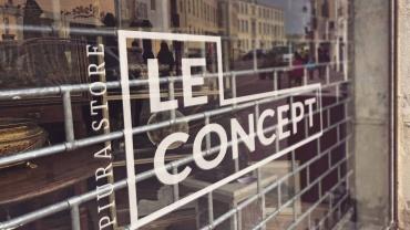 marca para tienda le concept piura